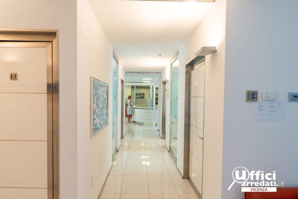 Aree comuni Business Center | corridoio vicenza