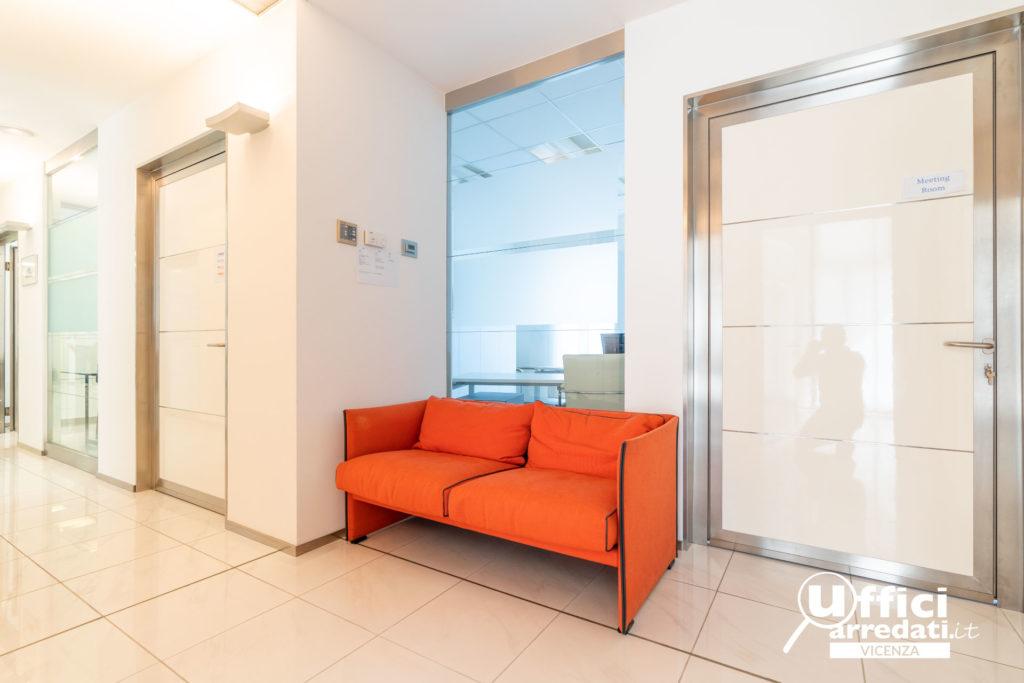 Lounge ufficio ad ore Vicenza