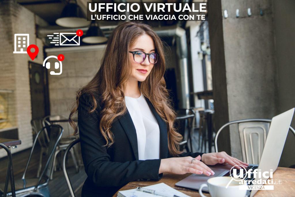 Ufficio virtuale a Vicenza