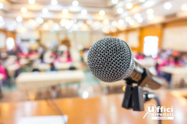 Sala eventi a Vicenza